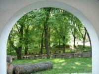 odpočinková zóna na Sv.hoře u Příbrami