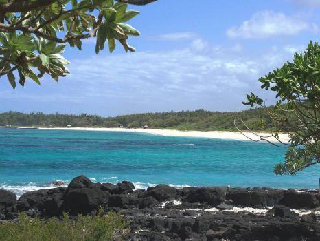 Blue Lagoon, Mauritius