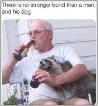 """Man and His """"Dog"""""""