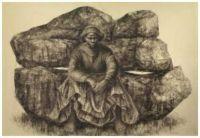 General Moses (Harriet Tubman) 1972 ~ Charles Wilbert White