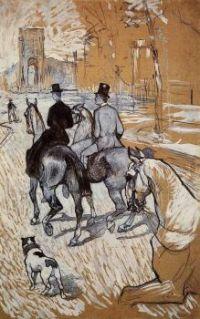 """""""Henri de Toulouse-Lautrec"""""""