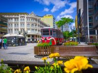 Curitiba - Flowers Street