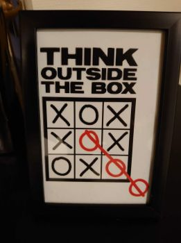 Think :-)