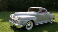 1942 Chrysler Windsor Business Coupe