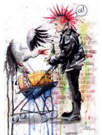 Lora Zombie - Stork