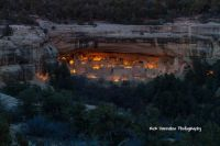 Cliff Palace at Mesa Verde National Park in Southwest Colorado