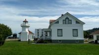 Mukilteo WA lighthouse and keeper house