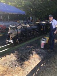 Live Steam at White Creek RR