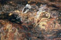 Aboriginal Rock Art; Northern Territory