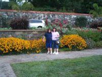 Biltmore House Garden