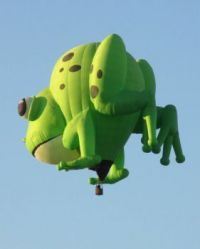 Up, Up & away! Lake Havasu City, AZ 2020