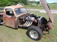 Studebaker Rat Rod engine