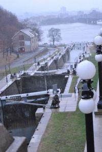 Rideau Canal Locks, Ottawa