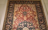Medallion_carpet,_Iran,_late_16th_cent.;Pergamon_Museum,_Berlin_(2)_(25355211287)