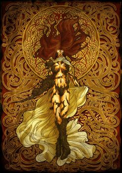 Witchblade_art_nouveau_by_Lucius_Ferguson
