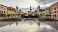 Banská Bystrica, Námestie SNP, Slovensko