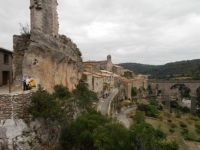tower in minerve