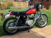 7 - Yamaha SR500 1979