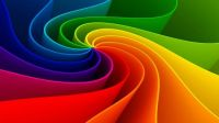 Amazing Abstract Rainbow