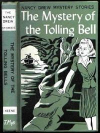 "Nancy Drew ""The Mystery Of The Tolling Bell"" By Caroline Keene"