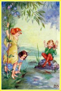 The Fairies' Mirror (smaller size)