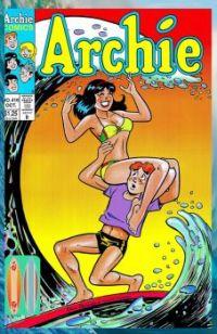 Archie #416 Fitness Fun