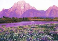 Purple Mountain From 2020 America The Beautiful Calendar