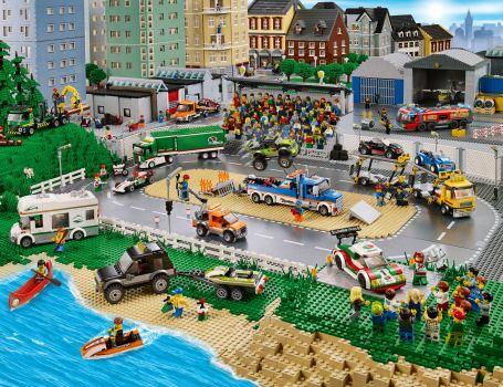 Lego promo