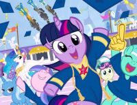 MLP: Twilight's Graduation