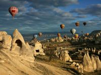 ballons in Cappodicia from Natl Geographic