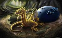 Hatchlings  By Pencll Cat  www deviantart compencillcat art Commission-Hatchlings-202973284