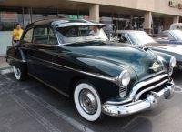 "Oldsmobile ""Futuramic 76"" - 1950"