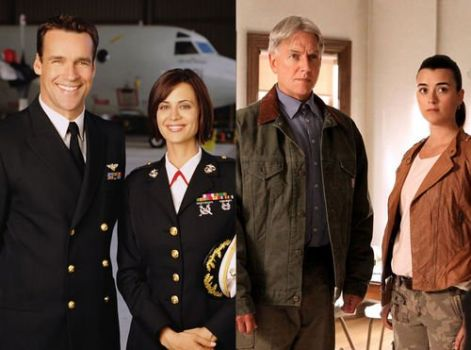 NCIS spinoff of JAG