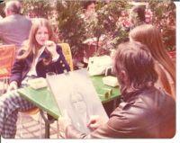 1973 Street Artist - Paris