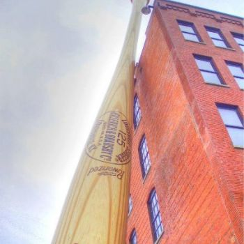The Louisville Slugger Museum & Factory
