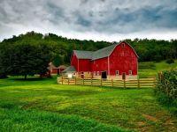 Stormy Sky Barn