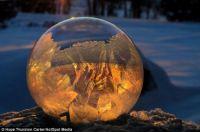 Frosty Snow Globe 5