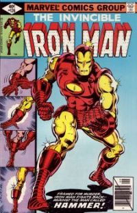 Cover- Iron Man
