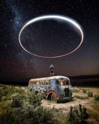 Alien abduction returnee