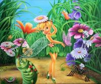 Young At Heart Series  - Tinkerbell & friends