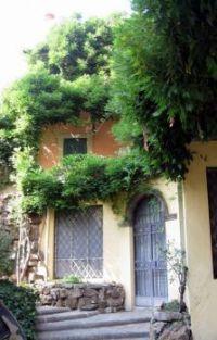 Hidden garden, Florence, Italy