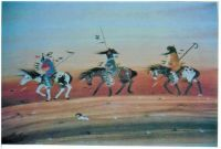 Dust Storm ~ Rance Hood (Comanche)