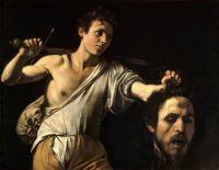 Caravaggio - David with the Head of Goliath (1607)