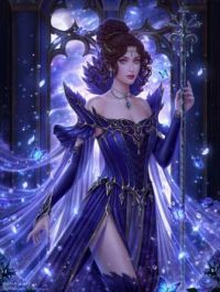 Diane, Goddess of The Night (small)