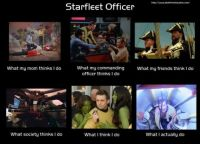 Truth About Starfleet