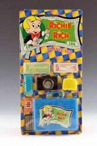 Richie Rich Travel Set