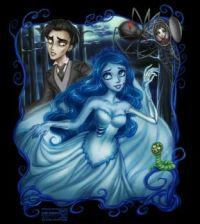 Corpse Bride Emily & Victor