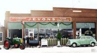 1937 - Jevons Studebaker and Farm Equipment, Clay Center, Kansas