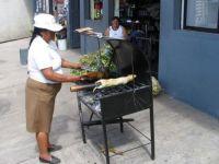 Ecuador Cavia grill.