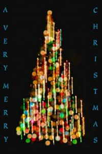 Abstract Xmas Tree 12'18 _5598
